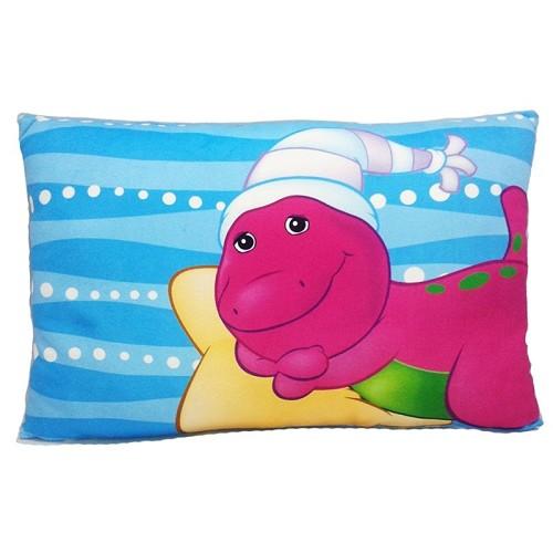 BARNEY Barney Pillow [8997029810562] - Boneka Karakter / Fashion